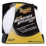 Meguiars Even Coat Applicator- mikrokuitu applikaattori 2- pakkaus 2kpl.