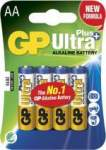 paristo gp aa/lr6 4kpl ultra plus alkaline